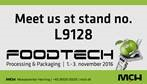 FoodTech'16, stand L9128